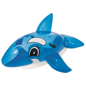 Игрушка надувная для плавания «Кит», 157 х 94 см, от 3 лет, цвета МИКС, 41037 Bestway Ош