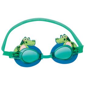 Очки для плавания Character Goggles, от 3 лет, цвета МИКС, 21080 Bestway