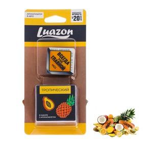 Ароматизатор в дефлектор «Всегда на главной» ананас, 2 таблетки Ош