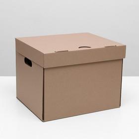 Коробка для хранения  40 х 34 х 30 см Ош