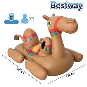 Плот для плавания «Верблюд», 221 х 132 см, 41125 Bestway