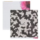 Бумага для скрапбукинга Heidi Swapp - Коллекция «Hawthorne» - Лист «HAYDEN»