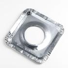 Набор пластин для защиты газовой плиты, 21,5×21,5 см, 5 шт - Фото 1