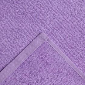 """Набор махровых салфеток """"Lavender"""" 30х30 см-4шт, хлопок, 340 г/м2"""