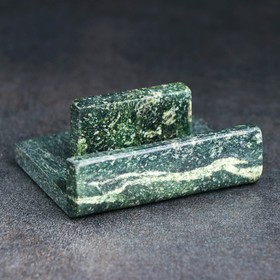 Подставка для картины из змеевика 6 х 10 х 2,5 см Ош