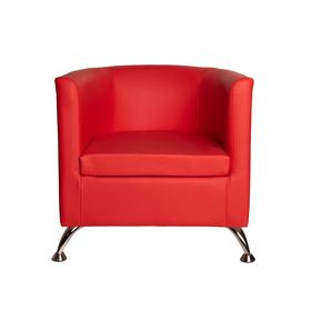 Кресло Марс 660х710х650 Красный
