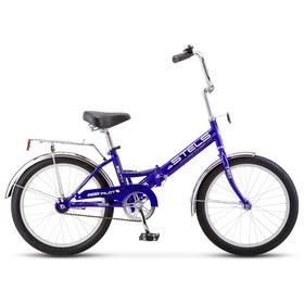 Велосипед 20' Stels Pilot-310, Z011, цвет синий, размер 13' Ош