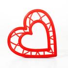 Форма для вырезки теста Леденцовая фабрика «Сердце» - Фото 8