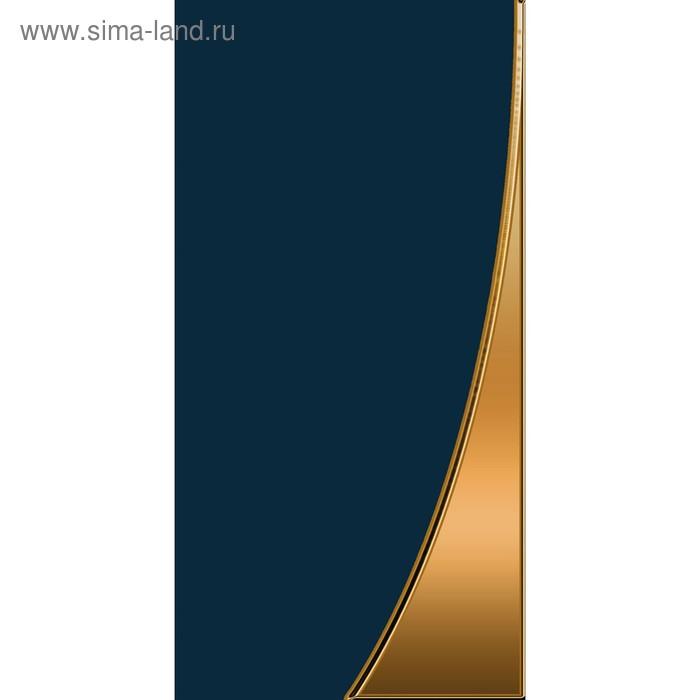 "Декор ""Трокадеро"", черный 10-06-04-1094-8 500х250"