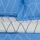 Постельное бельё 1,5 сп. Этель Люкс «Квандонг» 150×210 см, 150×220 см, 50×70 + 5 см - 2 шт, сатин, 100% хл, 130 г/м² - Фото 2