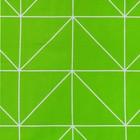 Постельное бельё 1,5 сп. Этель Люкс «Лайм» 150×210 см, 150×220 см, 50×70 + 5 см - 2 шт, сатин, 100% хл, 130 г/м² - Фото 3