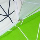 Постельное бельё 1,5 сп. Этель Люкс «Лайм» 150×210 см, 150×220 см, 50×70 + 5 см - 2 шт, сатин, 100% хл, 130 г/м² - Фото 5