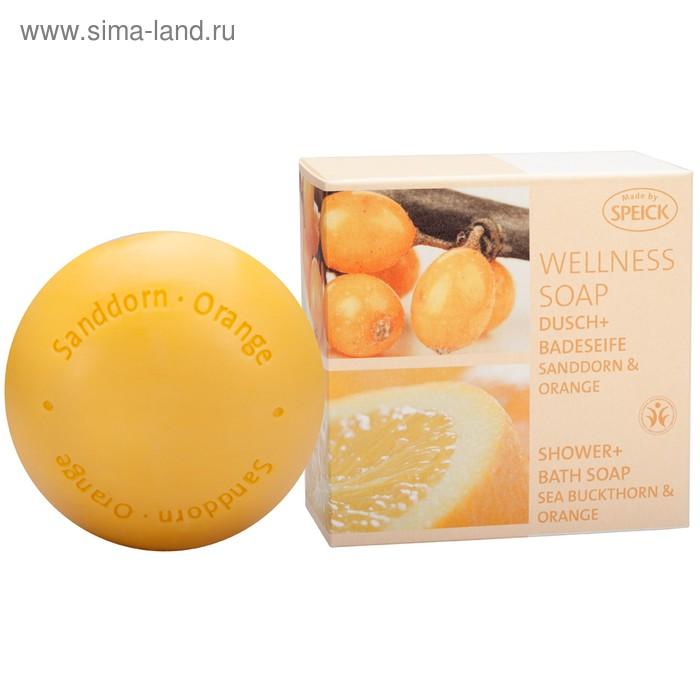 Мыло Speick «Облепиха и апельсин, 200 г