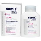 Гель для душа и ванны Numis Med Sensitive рH5,5, 200 мл