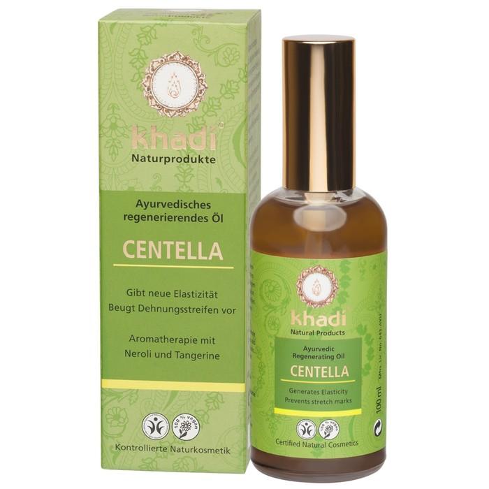 Регенерирующее масло для тела Khadi «Центелла», 100 мл
