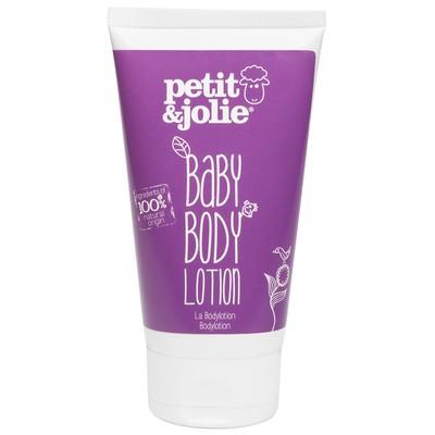 Сливки для тела для младенцев Petit & Jolie, 150 мл - Фото 1