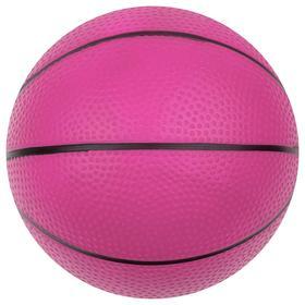 Мяч детский «Баскетбол», d=16 см, 70 г, цвета МИКС