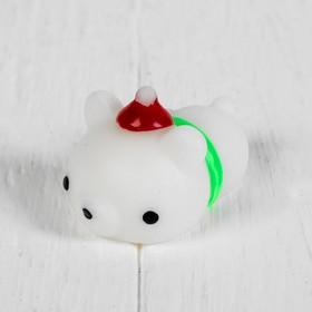 Мялка-антистресс «Белый мишка» Ош