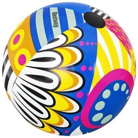 Мяч надувной «Поп-арт», от 3 лет, d=91 см, 31044 Bestway Ош