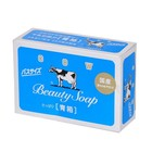 Мыло туалетное Cow Brand Soap Kyoshinsha Beauty Soap, молочное, освежающее, 135 г