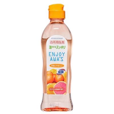 Жидкость для мытья посуды Rocket Soap Enjoy Awa's с ароматом цитрусов, 250 мл