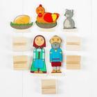 Набор персонажей сказки «Курочка ряба» - Фото 3