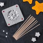 Набор для приготовления леденцов и мармелада «Цветочек», цвет МИКС