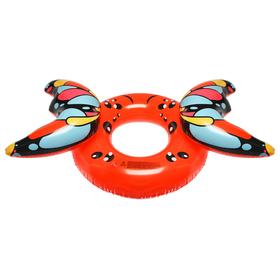 Круг для плавания «Бабочка», 160 х 110 см Ош