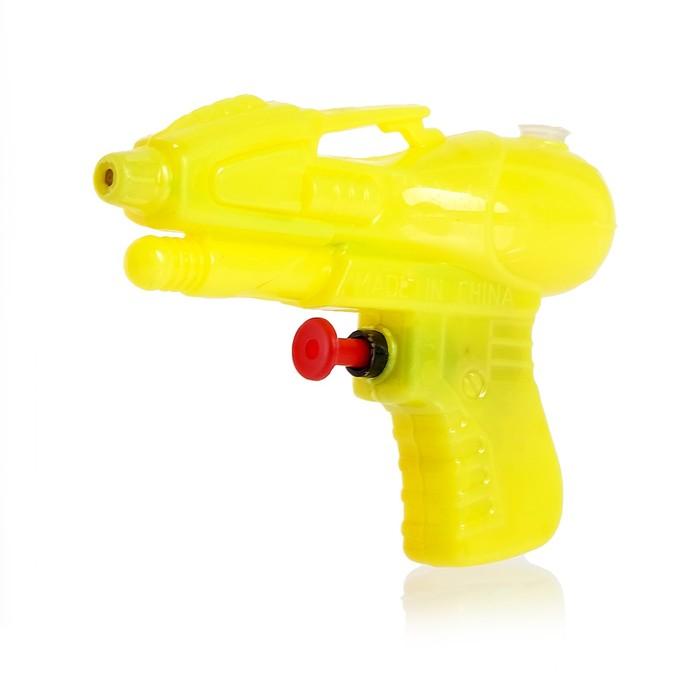 купить Водный пистолет Волна, МИКС