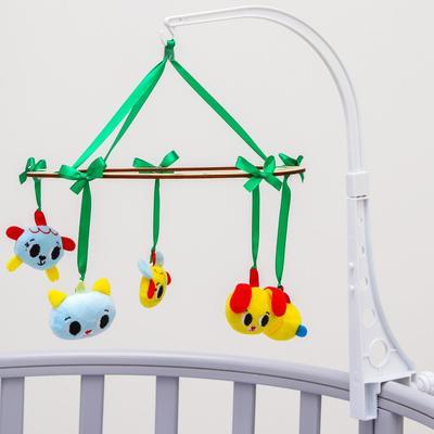Подвеска с игрушками на мобиль «Домашние животные», без кронштейна - Фото 1