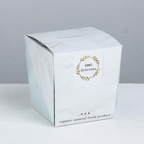 Коробка для лапши Delicious, 7.6 × 10 × 7.6 см