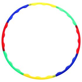 Обруч разборный, d=80 см, толщина 2 см Ош