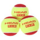 Набор мячей теннисных Head T.I.P Red, цвет жёлтый