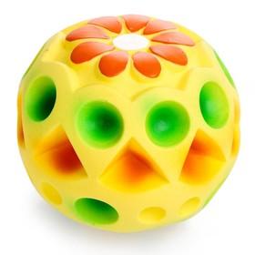 Резиновая игрушка «Мяч», МИКС