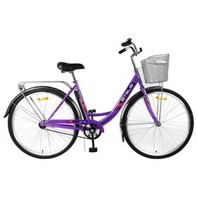 Велосипед 28' Stels Navigator-345, Z010, цвет фиолетовый, размер 20' Ош