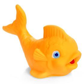 Резиновая игрушка «Рыбка», МИКС