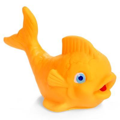 Резиновая игрушка «Рыбка», МИКС - Фото 1