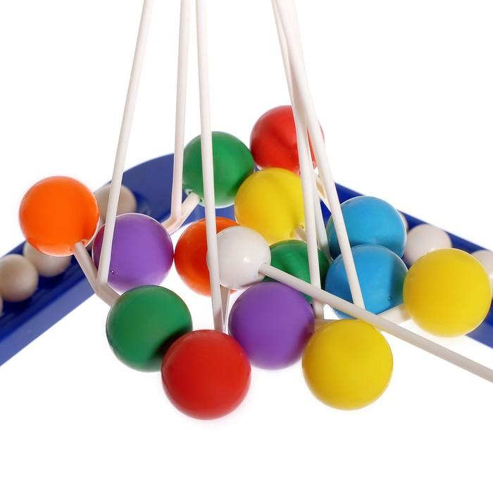 Настольная игра «Держись, шарик!», в пакете