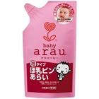 Жидкость для мытья детской посуды Saraya Arau Baby, запасной блок, 450 мл