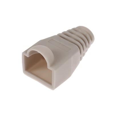 Колпачок LuazON изолирующий для разъема rj-45, светло-серый