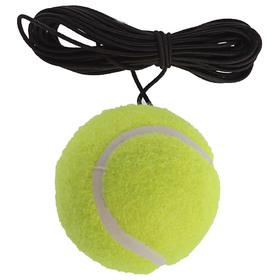 Мяч теннисный с резинкой Ош