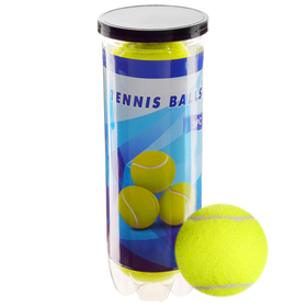 Мяч для большого тенниса «Тренер», набор 3 шт Ош
