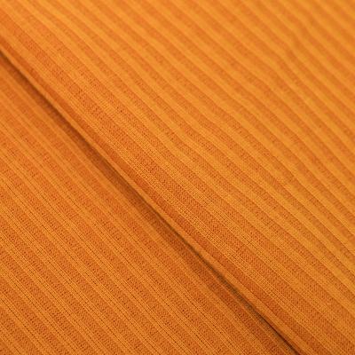 Ткань для пэчворка трикотаж «Горчичный», 50 × 50 см