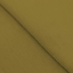 Ткань для пэчворка трикотаж «Горчичный», 50 × 50 см Ош