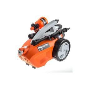 Мойка MVD1200В Hammer Flex 1200 Вт, 270 л/ч,макс 82Бар 499242 Ош