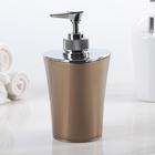 Дозатор для жидкого мыла 250 мл Wiki bronze, цвет бронза