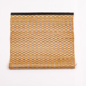 Бамбуковая салфетка Магеллан, 30×45 см, цвет разноцветный