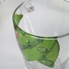 Кружка для чая «Живая природа. Зелёный лист», 250 мл - Фото 4