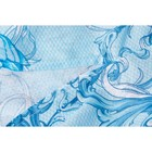 Постельное бельё 1, 5 сп Ночь Нежна «Лунный свет», цвет синий, 145х215, 150х214см, 70х70см — 2 шт - Фото 4