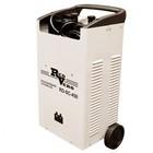 Пуско-зарядное устройство RD-SC-450 RedVerg 220В, выход 12/24В; мощность 2,8кВт/ пуск 20кВт; ток 70А/75А/ пуск 450А; емкость АКБ 200-1000Ач; 27,15кг